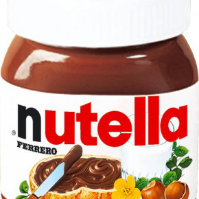 Nutella 350g and 750g