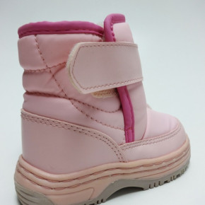 Pink shoes kids' snowboots