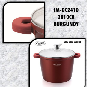 24 cm deep casserole ceramic coating by Imperial Collection Home