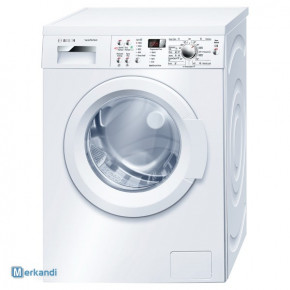 BOSCH WAQ283S1GB WASHING MACHINE - BRAND NEW STOCK