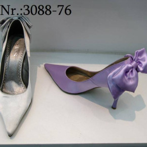 Summer and Winter collection of women shoes