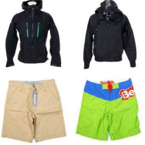 BENCH mixed outlet wholesale clothing