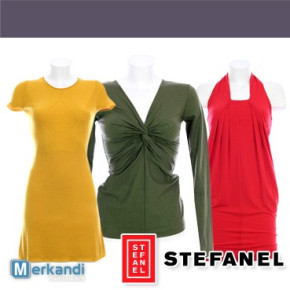 Wholesale of STEFANEL clothes for women