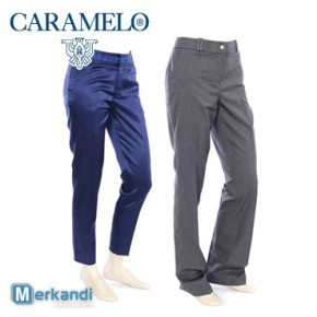 Wholesale of CARAMELO pants for women
