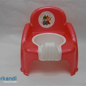 Baby Toilet chair with deposit