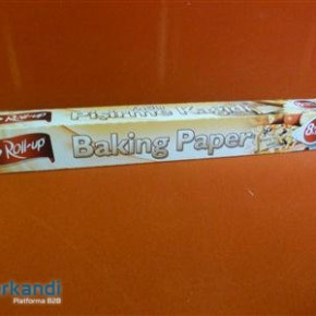 Baking paper silicone 8x37