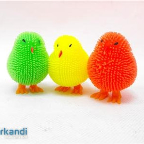 Ball spiny silicone chicken