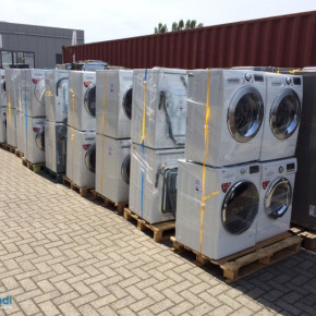Batch of 76x high quality LG white goods. All tested and ok.