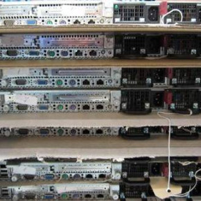 HP ProLiant DL360 G5 and DL380 G5 servers