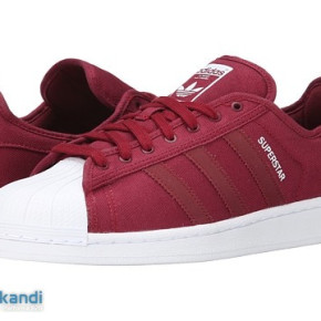 ADIDAS SHOES WOMEN'S RED