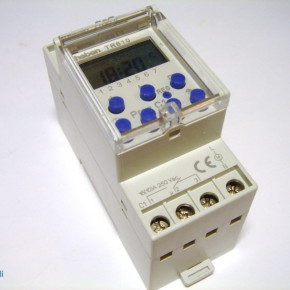 DIGITAL TIME SWITCH THEBEN TR 610