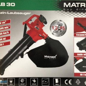 Petrol Leaf Blower GLB MATRIX 30 1.3 hp