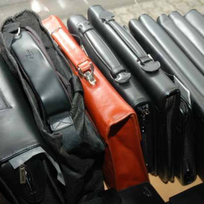 SAMSONITE leather products
