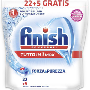 Finish 27 tabs Power & Pure