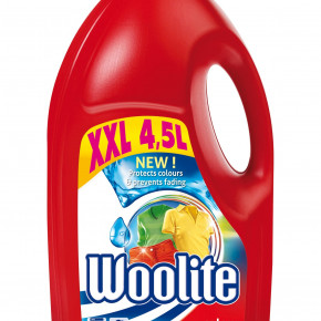 WOOLITE Laundry detergent for colorful clothes 4,5l 75WL