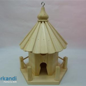 Bird house small wooden
