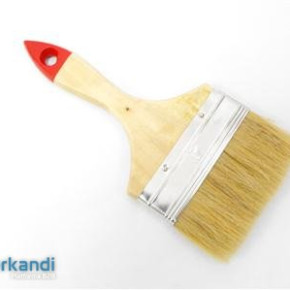 Brush flat woodenhandle 4
