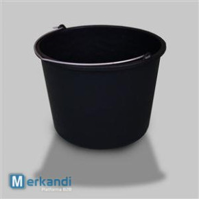 Bucket with mortar 0145 POB