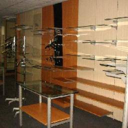Complete boutique equipment liquidated stock