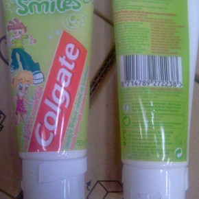 Colgate toothpaste for children wholesale clearance