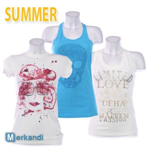 Summer T-shirts for women at wholesale price !