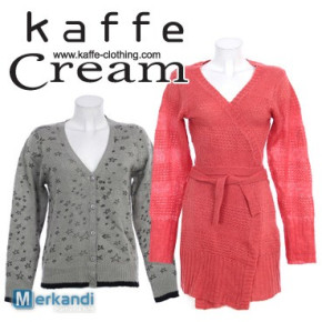 Wholesale of KAFFE CREAM clothes for women