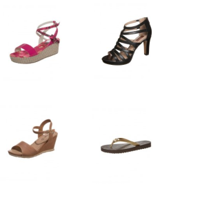 Spring Summer Shoe Mix