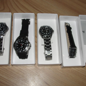 Time Piece watches