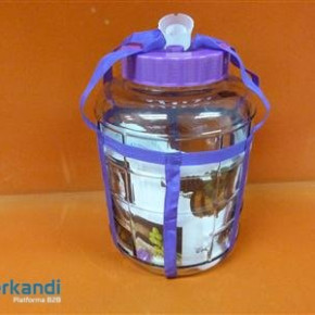 Carboys glass 5, 8, 10, 13, 16, 19, 25 L Several