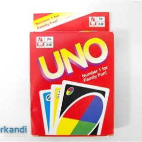 Card Uno piece of 108 + guide