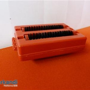 Carpet cleaning brush 2 roll