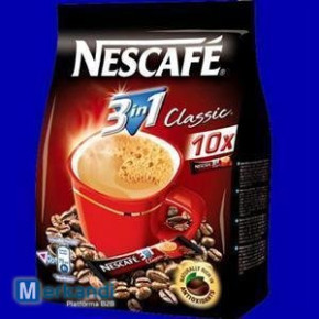 Coffee Nescafe Cassic 3in1 17, 5x10