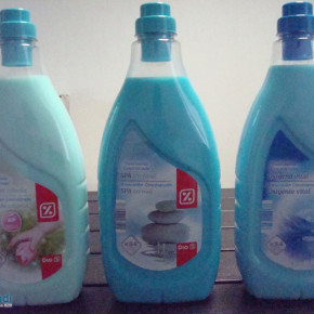 Concentrated fabric softener 1, 5L, 1L