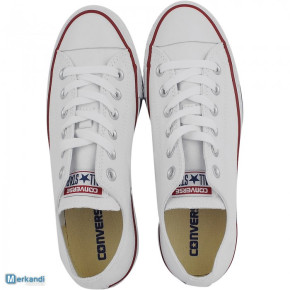CONVERSE ALL STAR OX LOW WHITE