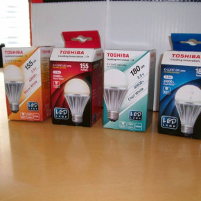 Toshiba LED lights