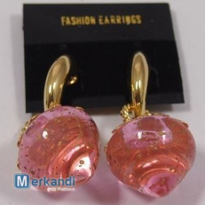 EARINGS WITH STONES