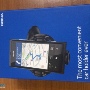 NOKIA UNIVERSAL CR-123 IN CAR MOBILE PHONE VEHICLE DOCK/HOLDER