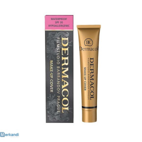 DERMACOL MAKE- UP COVER WATERPROOF FOUNDATION