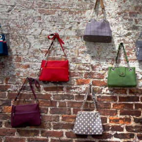 Bags, purses and scarves