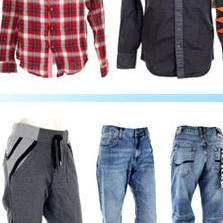 Guess clothes for man - ends of line
