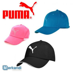 Wholesale of PUMA caps for men, women and kids