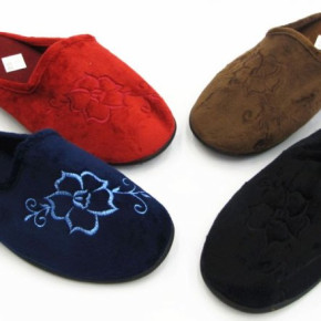Ladies slippers slippers Gr. 36-41 only 3, - €