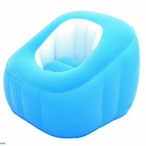 Bestway inflatable Comfort Quest Comfi 75046 Chair in Cube Shape