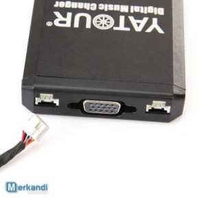 VW12 YT-M07 iPod/iPhone/USB/SD/AUX IN, Digital music changer for car