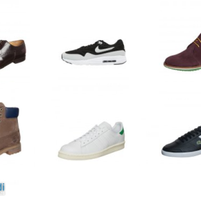 Mens Shoes, Brand Mix - 1000 pairs, A Category
