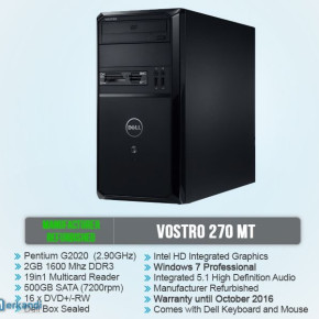 Dell Vostro wholesale refurbished PC towers