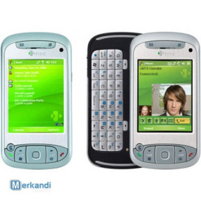 HTC TyTN 128MB Silver