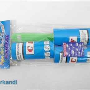 Dry cleaners 1handle+2 roll