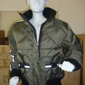 Winter jackets ends of lines
