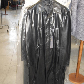 Leather coats and jackets stocklot